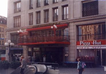 Pizza Hut (Lausanne)
